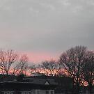 sunset sky by sunflower dream