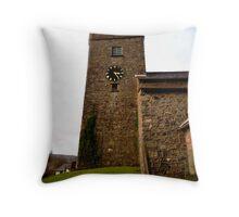 ENGLAND CHURCH Throw Pillow