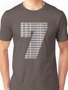 The Seventh Cylon (for Dark Shirts) Unisex T-Shirt