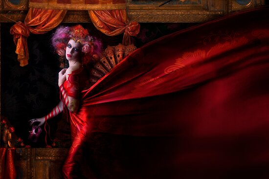 Madame Carnival by Aimee Stewart