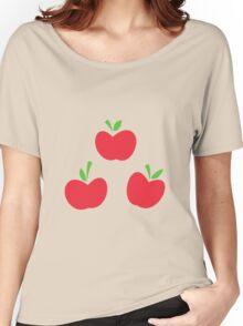 AppleJack Cutie Mark - My Little Pony Friendship is Magic Women's Relaxed Fit T-Shirt