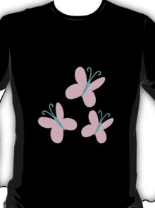 FlutterShy Cutie Mark - My Little Pony Friendship is Magic T-Shirt