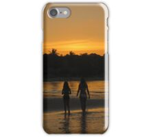 Beach Attractions iPhone Case/Skin