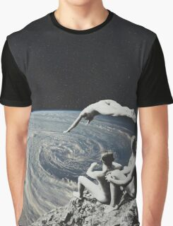 Into the Eye Graphic T-Shirt