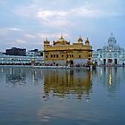 Golden Temple Amritsar by Ravi Kumar