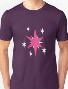 Twilight Sparkle Cutie Mark - My Little Pony Friendship is Magic T-Shirt