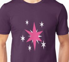 Twilight Sparkle Cutie Mark - My Little Pony Friendship is Magic Unisex T-Shirt