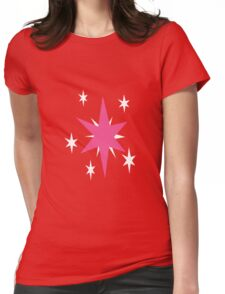 Twilight Sparkle Cutie Mark - My Little Pony Friendship is Magic Womens Fitted T-Shirt