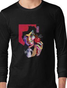 steve jobs inspiration Long Sleeve T-Shirt