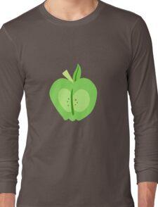 Big Macintosh Cutie Mark - My Little Pony Friendship is Magic Long Sleeve T-Shirt