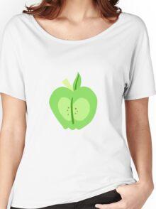 Big Macintosh Cutie Mark - My Little Pony Friendship is Magic Women's Relaxed Fit T-Shirt
