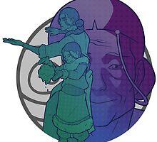 Avatar Generations - Katara by HanaDesigns