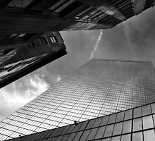 Tethered BW by Andy Freer