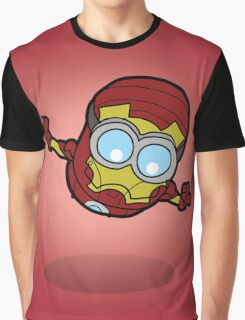 Minvengers - Iron Min Graphic T-Shirt