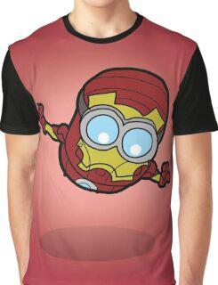 Minvengers - Iron Min Graphic T-Shirt