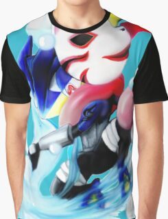 Pokemon Anbu Greninja  Graphic T-Shirt