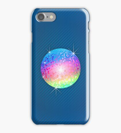 Disco fever! iPhone Case/Skin