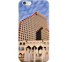 Israel Tel Aviv, The new modern residential and commercial Opera tower  iPhone Case/Skin