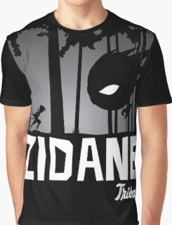 Zidane Tribal Graphic T-Shirt