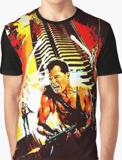Exterior : Nakatomi Plaza Graphic T-Shirt