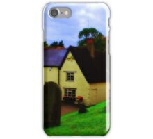 mears ashby in autumn iPhone Case/Skin