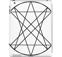 Samael iPad Case/Skin