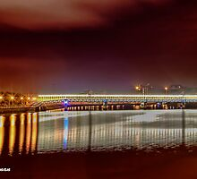 River Lagan Belfast by peter donnan