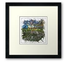 The Atlas of Dreams - Color Plate 188 Framed Print