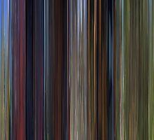 Moviebarcode: Shrek (2001) by moviebarcode