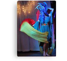 Arts Myths Fashion Show Canvas Print