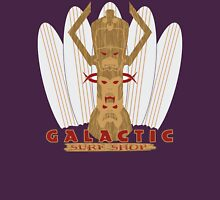 Galactic Surf Shop Unisex T-Shirt