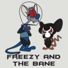 Freezy and the Bane by brennanpearson
