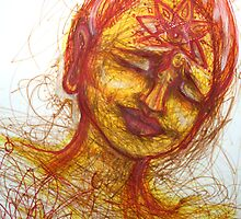 Buddha by Stephanie Pyne