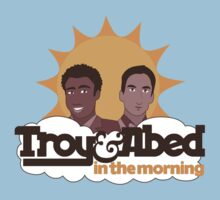 Troy and Abed In The Morning by studown
