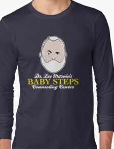 Baby Steps Counseling Center Long Sleeve T-Shirt