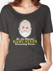 Baby Steps Counseling Center Women's Relaxed Fit T-Shirt