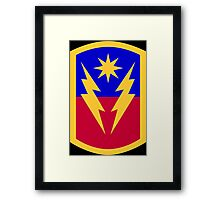 40th Infantry Brigade Combat Team (United States - Historical) Framed Print