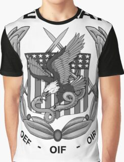 GWOT VETS  Graphic T-Shirt