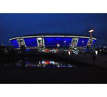 Donetsk - Donbass Arena - UFO Photographic Print