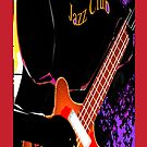 Jazz Club Phone by Philip Gresham