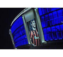 Donetsk - Donbass Arena - Football Player Photographic Print