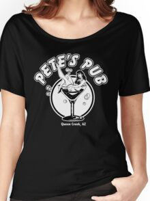 Pete's Pub Women's Relaxed Fit T-Shirt