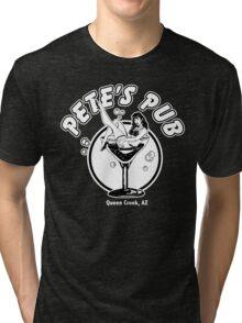 Pete's Pub Tri-blend T-Shirt