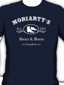 Moriarty's Shoe Shop T-Shirt