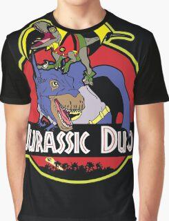 Jurassic Duo Graphic T-Shirt