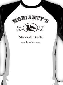 Moriarty's Shoe Shop 2 T-Shirt