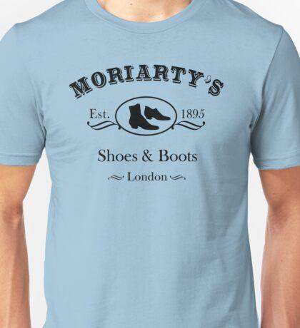 Moriarty's Shoe Shop 2 Unisex T-Shirt