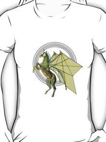 Mechanical Trojan Pegassus T-Shirt