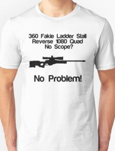 No Scope? No Problem! T-Shirt