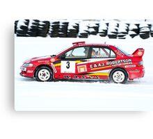 Mitsubishi Lancer Evo 9 Canvas Print